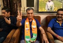 चुनाव से पहले कांग्रेस को बड़ा झटका, कैबिनेट मंत्री अनिल शर्मा बीजेपी में शामिल