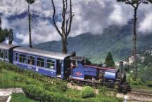 दार्जिलिंग के पर्यटन की जान टॉय ट्रेन फिर पटरी पर लौटी, जोश में टूरिस्ट
