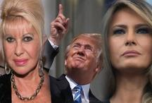 अमेरिकी राष्ट्रपति ट्रंप की तीनों बीवियां 'गद्दी' के लिए आपस में भिड़ीं, जनता भौंचक