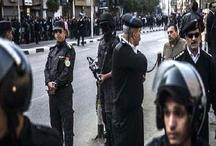 मिस्र: आतंकियों के साथ मुठभेड़ में 52 पुलिसकर्मियों की मौत