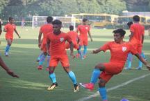 फीफा अंडर-17 विश्व कप: अमेरिका के बाद कोलंबिया के खिलाफ एक और कड़ी परीक्षा होगी भारत की