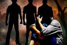 शर्मनाक: भाई के गले पर चाकू रख नाबालिग से किया बलात्कार