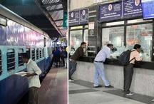 दिवाली पर चंद मिनटों में मिलेगा ट्रेन का जनरल टिकट