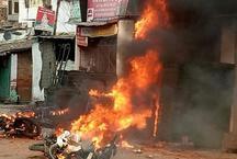 कानपुर में मुहर्रम के जुलूस के दौरान झड़प, पुलिस पर पथराव