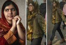 सिर से पांव तक ढकी रहने वाली मलाला यूसुफजई ने पहनी टाइट जींस, फोटो वायरल