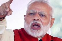कर्नाटक दौरे के दौरान पीएम ने साधा विपक्ष पर निशाना