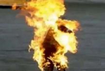खौफनाक! बेटी से छेड़छाड़ करने से रोका तो बदमाशों ने पिता को जिन्दा जलाया