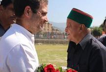 हिमाचल प्रदेश में वीरभद्र ही होंगे कांग्रेस के सीएम उम्मीदवार: राहुल गांधी