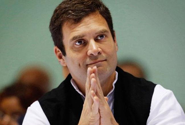 भारत में बढ़ती बेरोजगारी ''मोदी निर्मित आपदा'': राहुल गांधी