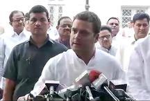 राहुल गांधी का पीएम पर बड़ा हमला, इकॉनमी को बर्बाद करने के लिए लाए GST