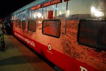 दिवाली पर ट्रेन यात्रियों को रेलवे का तोहफा, दिल्ली-मुंबई के बीच चलेगी नई राजधानी