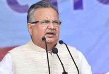 रायपुर: मुख्यमंत्री रमन सिंह ने कहा-चुनाव के समय चलाएंगे ब्रह्मास्त्र