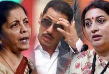 आर्म्स डीलर से रॉबर्ट वाड्रा के संबंधों पर कांग्रेस की चुप्पी, भाजपा ने उठाए सवाल