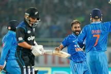 Ind Vs NZ: भारत ने न्यूजीलैंड को हराया, सीरीज पर 2-1 से किया कब्जा