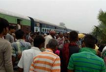 बिहार: मुंगेर में ट्रेन की चपेट में आने से मौके पर 6 महिलाओं की मौत, एक घायल
