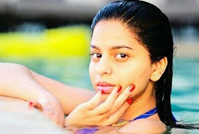 Suhana Khan latest photos