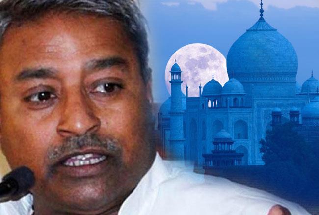 ताज महल में शिव चालीसा पर सियासत गरमाई, कटियार बोले- इसमें कुछ गलत नहीं