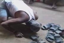 VIDEO : बिहार में पंचायत ने इस व्यक्ति को थूक चाटने पर किया मजबूर, जानें पूरा मामला