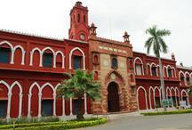 अलीगढ़ यूनिवर्सिटी के वाइस चॉंसलर के आवास पर बदमाशों ने की तोड़फोड़