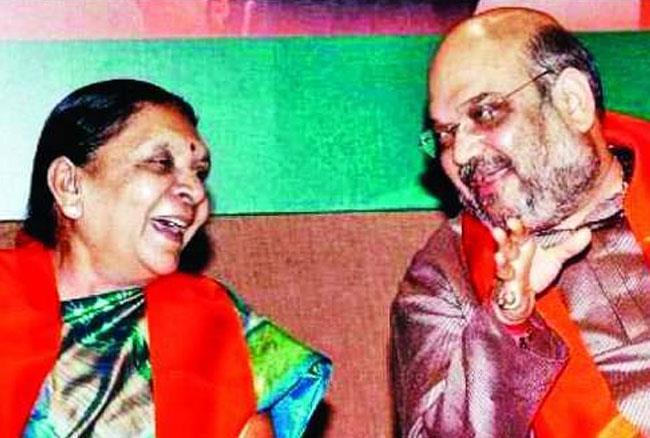 गुजरात चुनाव 2017: पूर्व सीएम आनंदी बेन पटेल भी लड़ सकती हैं चुनाव