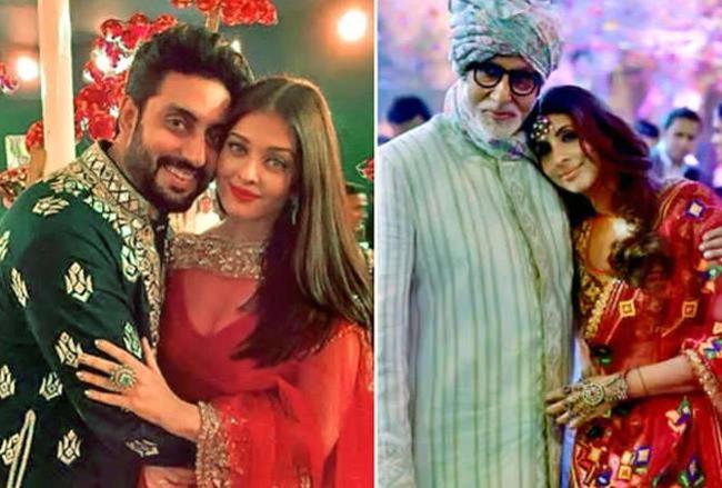 शाही शादी में दिखा करोड़पति बच्चन परिवार का जलवा, कितनी खूबसूरत हैं ये तस्वीरें