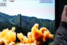नॉर्थ कोरिया ने फिर दागी बैलिस्टिक मिसाइल, तीसरे युद्ध का माहौल तैयार