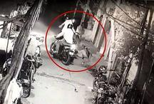 VIDEO: दिल्ली में रोंगटे खड़े कर देने वाला कत्ल, छत से नीचे फेंका, दागी 20 गोलियां
