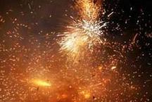 वायु प्रदूषण का असर, शादी-समारोह में पटाखों पर लगी रोक