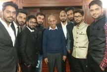 वार्ताकार दिनेश्वर शर्मा से कश्मीर घाटी में 30 प्रतिनिधियों ने की मुलाकात, हुर्रियत नेताओं पर फंसा पेंच