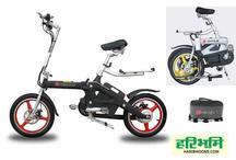 गजब: स्कूली लड़कों ने बनाई 'टू इन वन' ई-साइकिल, बस इतना आया खर्च