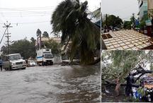 तमिलनाडु में साइक्लोन की दस्तक, कन्याकुमारी में बारिश का कहर, चार लोगों की मौत