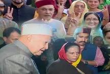 हिमाचल प्रदेश में चुनाव शांतिपूर्ण तरीके से संपन्न, इस बार रिकॉर्ड तोड़ हुई वोटिंग