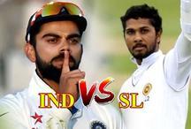 IND vs SL: दूसरे दिन का खेल खत्म, विजय और पुजारा के शतक से भारत का विशाल स्कोर