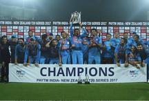 भारत की न्यूजीलैंड पर 'विराट' जीत, बुमराह बने जीत के हीरो