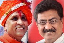 गुजरात चुनाव 2017 : सीएम रूपाणी से कई गुना ज्यादा है उनके प्रतिद्वंदी इंद्रनील की संपत्ति