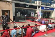 इधर लोग करते रहे कतारों में 'Iphone X' का इंतजार, उधर 3.70 लाख यूएस डॉलर का फोन ले उड़े चोर
