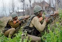 जम्मू-कश्मीर: आतंकी मुठभेड़ में दो जवान शहीद, 1 आतंकी ढेर