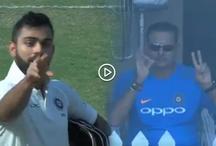 कोच शास्त्री के इशारों को समझ नहीं पाए कोहली वरना मैच जीत सकता था भारत, देखें VIDEO