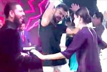 जहीर खान की रिसेप्शन पार्टी में विराट-अनुष्का ने जमकर लगाए ठुमके, देखें VIDEO