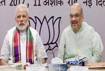 गुजरात चुनाव : पीएम मोदी और अमित शाह के बीच टिकटों के बंटवारे पर हुआ मंथन