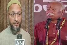 RSS प्रमुख मोहन भागवत का विवादित बयान, राम जन्मभूमि पर ही बनेगा राम मंदिर- ओवैसी ने किया पलटवार