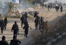 पाकिस्तान: प्रदर्शन के दौरान भड़की हिंसा, 200 लोग घायल, सेना बुलाई