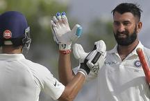 कोलकाता टेस्टः दूसरे दिन का खेल समाप्त, भारत ने  पांच विकेट खोकर बनाए 74 रन