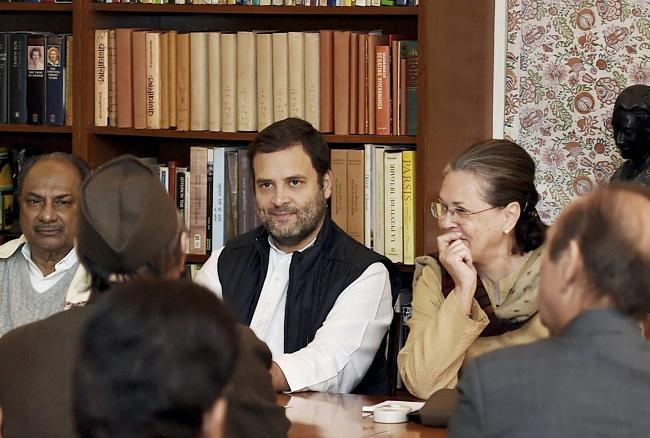 गुजरात विधानसभा चुनाव: कांग्रेस ने जारी की दूसरी सूची, पहली लिस्ट के 4 नाम भी बदले
