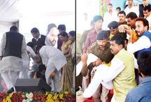बीजेपी में शोक की लहर, सीएम के प्रोग्राम में भाजपा नेता की हार्ट अटैक से मौत