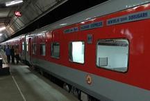 रेलवे की नर्ई पेशकश, अब राजधानी ट्रेन में मिलेंगे ईको फ्रेंडली तौलिए और तकिए के कवर