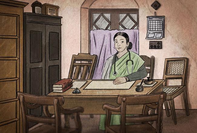 जानिए कौन है अंग्रेजों के जमाने की पहली भारतीय महिला