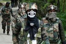 बांदीपुरा: घाटी में 'ऑपरेशन ऑल आउट' जारी, पाक आतंकी के भतीजे समेत 6 आतंकी ढेर