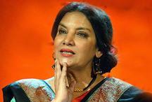 फिल्म 'पद्मावती' के समर्थन में शबाना आजमी ने मोदी सरकार को लिया आड़े हाथ