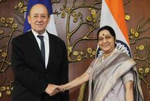 भारत और फ्रांस मिलकर करेंगे आतंकवाद के खिलाफ संघर्ष, हिंद महासागर सुरक्षा पर हुए एकजुट